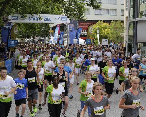 SWP-Crowdfunding: Unterstütze den CityLauf Pforzheim und sichere dir jetzt eine Prämie